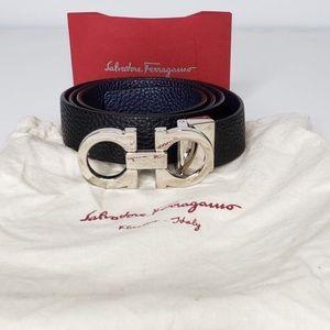 Salvatore Ferragamo authentic Gancini belt